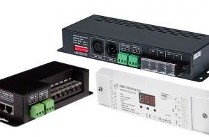 LED Controllers & Drivers