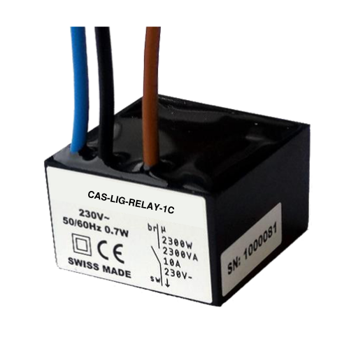 CAS-LIG-RELAY-1C Product Pic