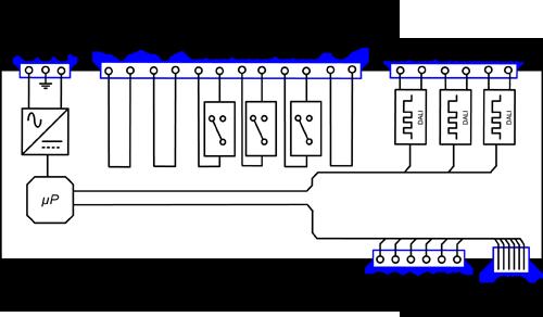 Ddbc320-dali Controller