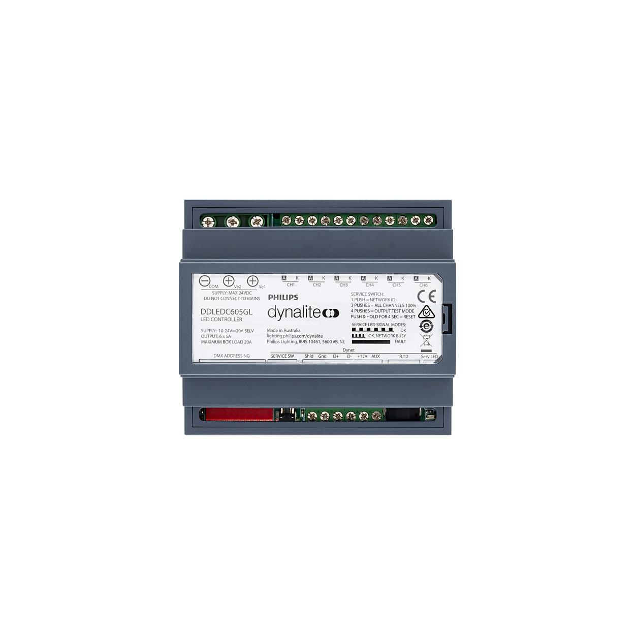 LED PWM Controllers